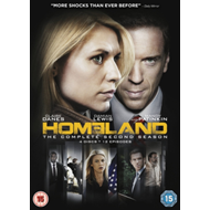 Homeland: The Complete Second Season (UK-import) (DVD)