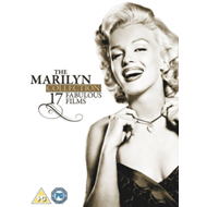 Produktbilde for Marilyn Monroe: The Marilyn Collection - 17 Fabulous Films (UK-import) (DVD)