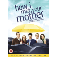 How I Met Your Mother: The Complete Eighth Season (UK-import) (DVD)