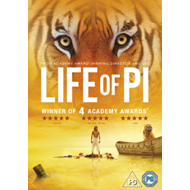 Life Of Pi (UK-import) (DVD)