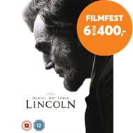 Produktbilde for Lincoln (UK-import) (DVD)