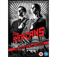 Produktbilde for The Americans: Season 1 (UK-import) (DVD)