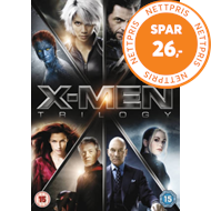 Produktbilde for X-Men - 3-Film Collection (UK-import) (DVD)