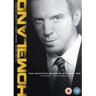 Homeland: The Complete Seasons One And Two (UK-import) (DVD)