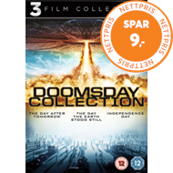 Day The Earth Stood Still/Day After Tomorrow/Independence Day (UK-import) (DVD)