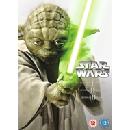 Star Wars Trilogy: Episodes I, II And III (UK-import) (DVD)