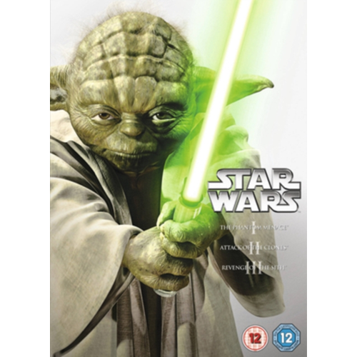 Star Wars Trilogy Episodes I Ii And Iii Uk Import