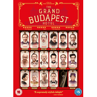 Produktbilde for Grand Budapest Hotel (UK-import) (DVD)