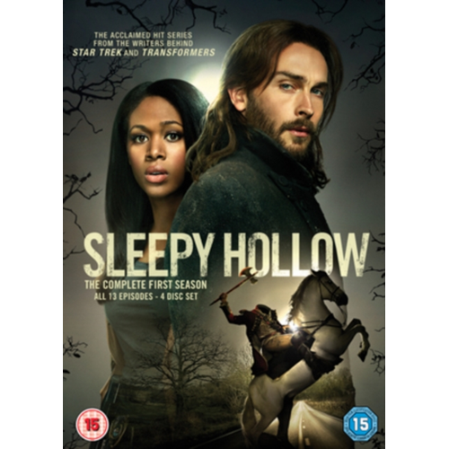 Sleepy Hollow: The Complete First Season (UK-import) (DVD)