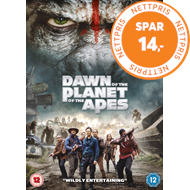 Produktbilde for Dawn Of The Planet Of The Apes (UK-import) (DVD)