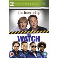 Produktbilde for The Internship/The Watch (UK-import) (DVD)
