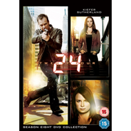 Produktbilde for 24: Season 8 - The Final Season (UK-import) (DVD)