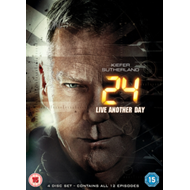 Produktbilde for 24: Live Another Day (UK-import) (DVD)