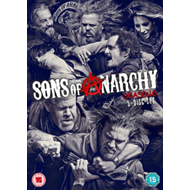 Produktbilde for Sons Of Anarchy: Complete Season 6 (UK-import) (DVD)
