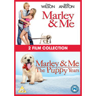 Marley And Me/Marley And Me 2 - The Puppy Years (UK-import) (DVD)