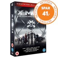 Produktbilde for X-Men Franchise - The Cerebro Collection (UK-import) (DVD)
