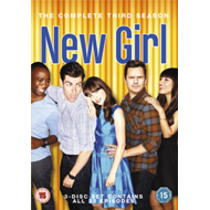 Produktbilde for New Girl: Season 3 (UK-import) (DVD)