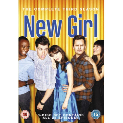 New Girl: Season 3 (UK-import) (DVD)