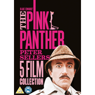 Pink Panther Film Collection (UK-import) (DVD)
