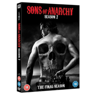 Produktbilde for Sons Of Anarchy: Complete Season 7 (UK-import) (DVD)