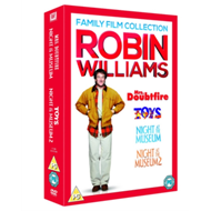 Produktbilde for Robin Williams Collection (UK-import) (DVD)