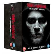 Produktbilde for Sons Of Anarchy: Complete Seasons 1-7 (UK-import) (DVD)