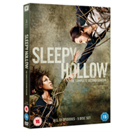 Produktbilde for Sleepy Hollow: The Complete Second Season (UK-import) (DVD)