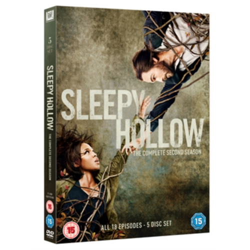 Sleepy Hollow: The Complete Second Season (UK-import) (DVD)