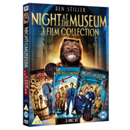 Night At The Museum/Night At The Museum 2/Night At The Museum 3 (UK-import) (DVD)