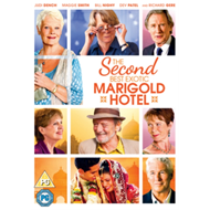 Second Best Exotic Marigold Hotel (UK-import) (DVD)