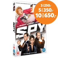 Produktbilde for Spy - Extended Cut (UK-import) (DVD)