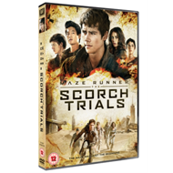 Produktbilde for Maze Runner: Chapter II - The Scorch Trials (UK-import) (DVD)