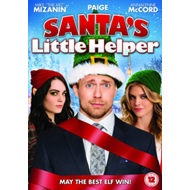 Santa's Little Helper (UK-import) (DVD)