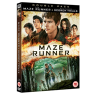 Produktbilde for The Maze Runner/Maze Runner: The Scorch Trials (UK-import) (DVD)