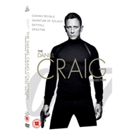 Produktbilde for The Daniel Craig Collection (UK-import) (DVD)