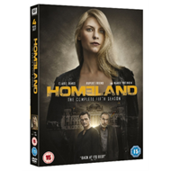 Homeland: The Complete Fifth Season (UK-import) (DVD)