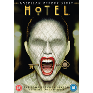 American Horror Story: Hotel - The Complete Fifth Season (UK-import) (DVD)