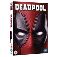 Produktbilde for Deadpool (UK-import) (DVD)