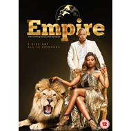 Empire: The Complete Second Season (UK-import) (DVD)