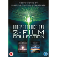 Produktbilde for Independence Day 2 Film Collection (UK-import) (DVD)