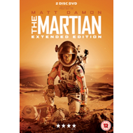 Martian: Extended Edition (UK-import) (DVD)