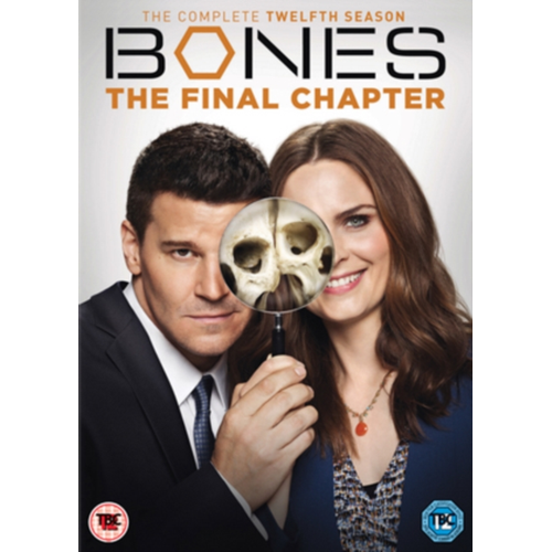 Bones: The Complete Twelfth Season - The Final Chapter (UK-import) (DVD)