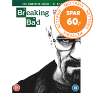 Breaking Bad: The Complete Series (UK-import) (DVD)