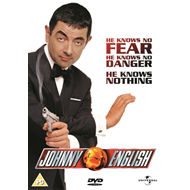 Produktbilde for Johnny English (UK-import) (DVD)