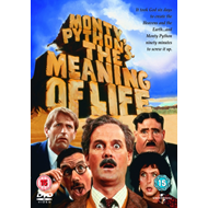 Monty Python's The Meaning Of Life (UK-import) (DVD)