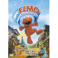 Adventures Of Elmo In Grouchland (UK-import) (DVD)