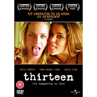Produktbilde for Thirteen (UK-import) (DVD)