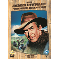 James Stewart: The James Stewart Western Collection (UK-import) (DVD)