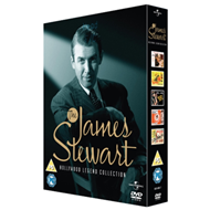 James Stewart: The James Stewart Collection (UK-import) (DVD)