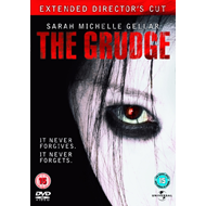 Produktbilde for The Grudge: Director's Cut (UK-import) (DVD)